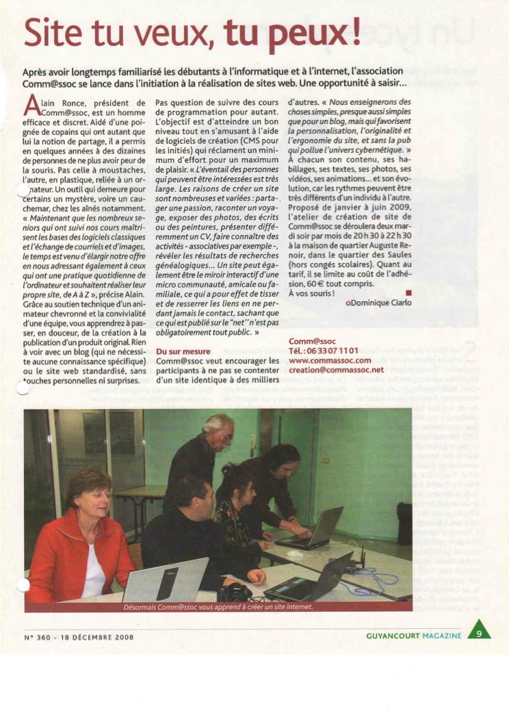 Guya Mag 2008